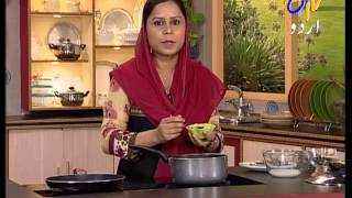 Aks - e - Rasoi - Shahi Chicken Qorma, Chocolate Custard \u0026 Fire in My Glass