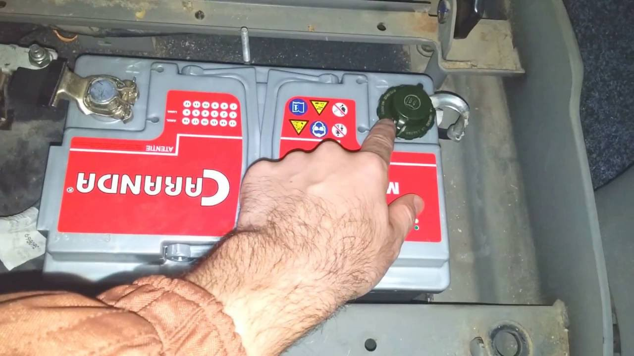 Car Battery Replacement  Xsara Picasso
