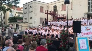"""Una coinvolgente esibizione suggella l'anno scolastico per il coro del 3° circolo """"Cotugno"""""""