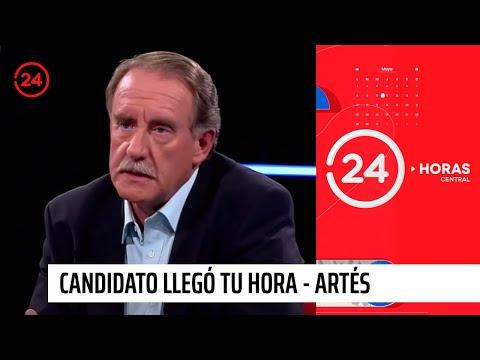 Candidato llegó tu hora - Eduardo Artés | T1E5
