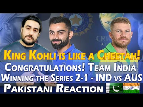 Pakistani Reaction on INDIA Series Win | IND vs AUS 3rd ODI Highlights