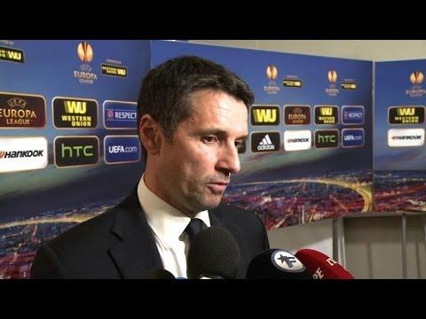 Europa League: la Juve s'impose logiquement à Lyon