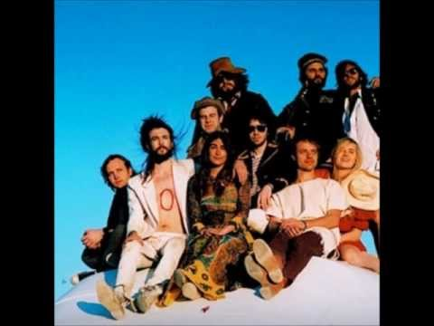 Edward Sharpe & The Magnetic Zeros - Man on Fire (Official Audio)