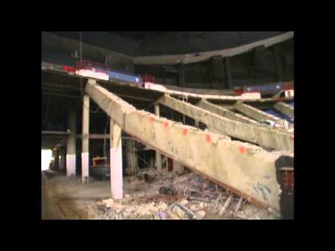 The Last Weeks of the Capital Centre Nov/Dec 2002