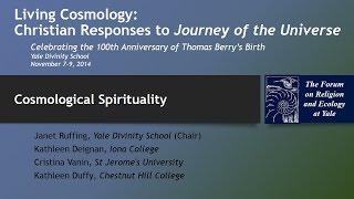 Living Cosmology: Cosmological Spirituality