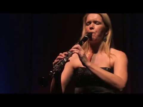 Mozart Klarinettenkonzert II. Adagio - Sabine Grofmeier, Klarinette