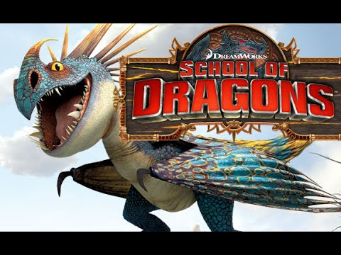 School Of Dragons - Dragons 101 - The Deadly Nadder - YouTube
