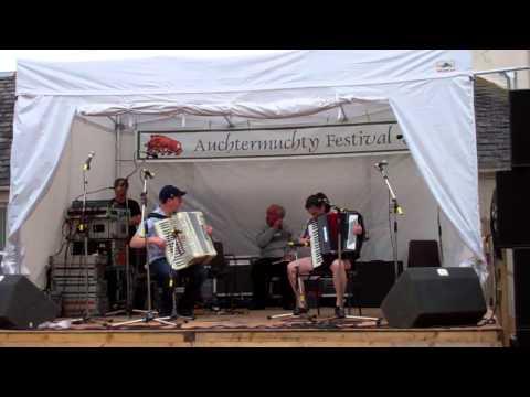 Scottish Accordion Music Festival Auchtermuchty Fife Scotland