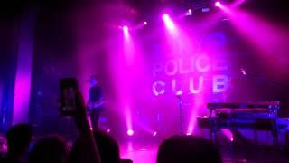 Tokyo Police Club // Bambi LIVE Toronto 2014
