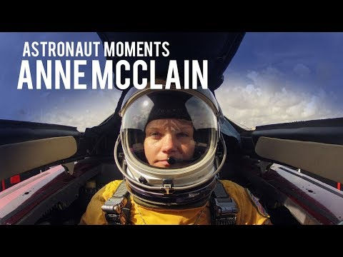 Astronaut Moments: Anne McClain
