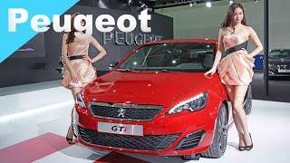 Peugeot - 2016 世界新車大展   特別報導