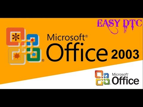 How To Download And Install MS Office 2003 In Hindi.