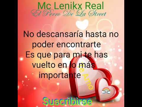 Download Mc Lenikx Real- Siempre Estaré Para Ti Prod By Meelo Young + letras