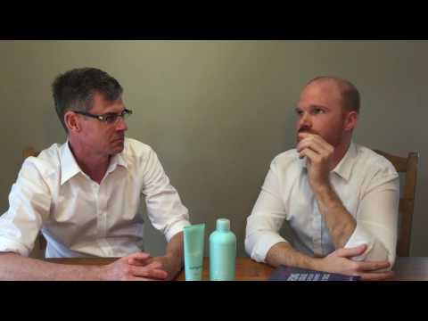 Live Clean Interview with Dentist Dr David Stephenson
