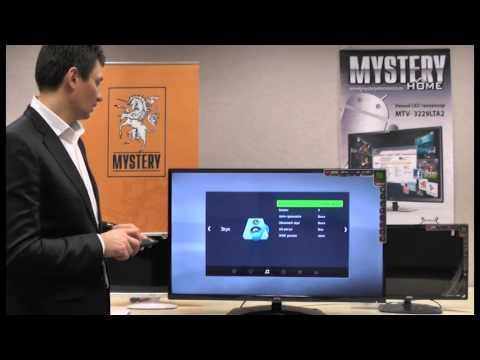 Видеоинструкция  к телевизору MYSTERY MTV-4829LTA2, Деркачев Андрей