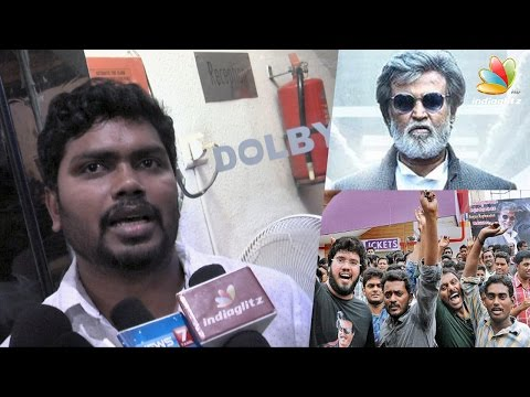 Director Ranjith Opens Up on Kabali's Negative Reviews and Controversial Comments | Speech