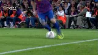 Lionel Messi - Best Dribblings & Runs 2011-2012   HD