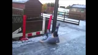 Slipping On the Ice / русская версия