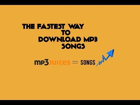 HOW TO DOWNLOAD MP3 SONGS FASTER AND GOO QUALITY 2014
