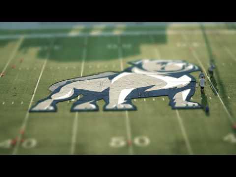 Samford's New Bulldog is in Place at Seibert Stadium