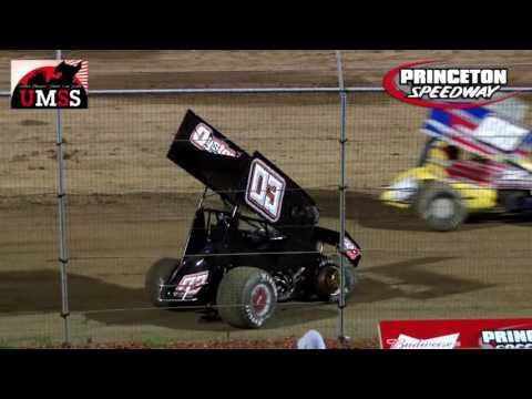 9-9-2016 UMSS Sprints Princeton Speedway
