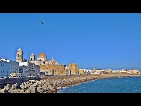 Cádiz Andalusien - ein Spaziergang durch die Altstadt