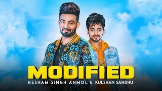 Modified: Resham Singh Anmol, Kulshan Sandhu | MixSingh | Latest Punjabi Songs 2018