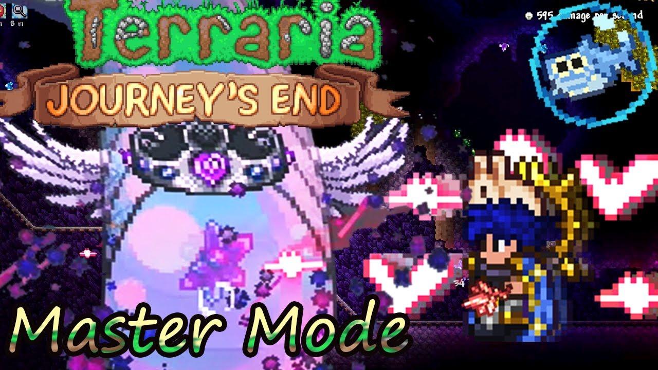 Terraria MasterMode #7 บอสใหม่ตัวแรก Queen Slime