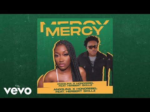 Ang3lina - Mercy (Lyrics Video) ft. Honorebel, Herbert Skillz
