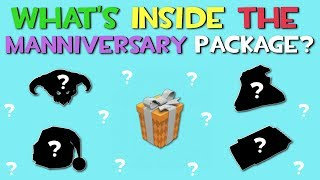 TF2 - What's Inside The Manniversary Package?