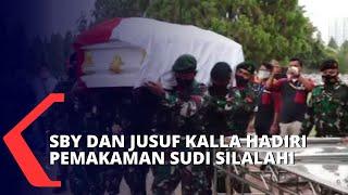 Download Sejumlah Eks Menteri dan Pejabat Era Pemerintahan SBY Hadiri Pemakaman Sudi Silalahi