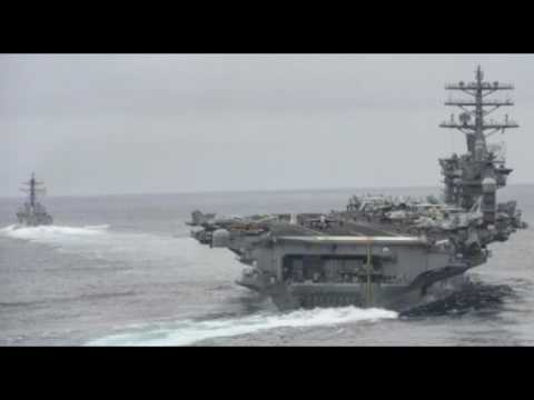 Show of Force: US Deploys Third Aircraft Carrier to North Korea