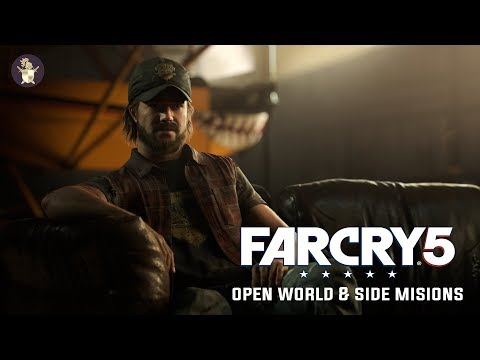 TASTY TESTIS : Far Cry 5 Gameplay #1 : Deadly Knight
