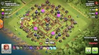 1.1 million loot in clash of clans watch it gys you can't belive it