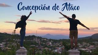 ¡Semana Santa en Ataco 2018!