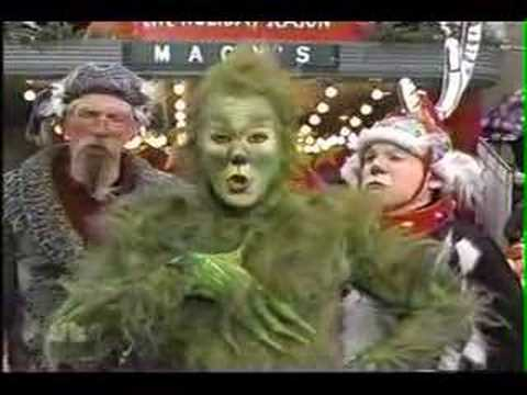 the grinch cast