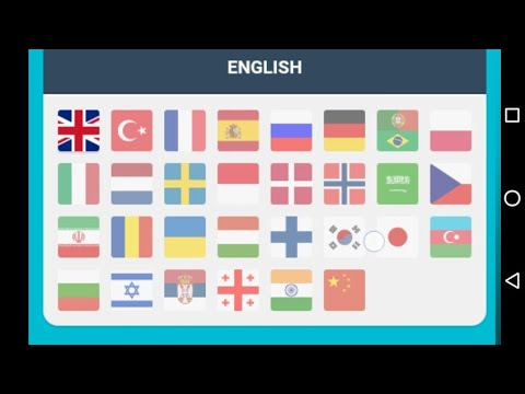 Download Countries and Flags olkeler ve bayraqlar