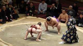 2014年2月1日(土)、雅山引退二子山襲名披露大相撲に行ってきました! 十...