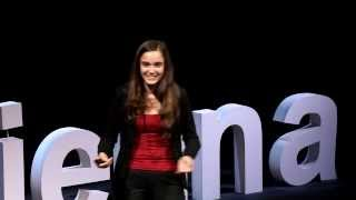 Going Bananas: redefining plastics: Elif Bilgin at TEDxVienna