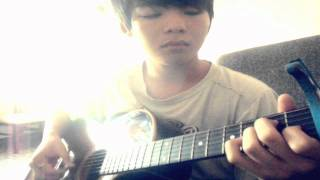Because I'm stupid (SS501) - Guitar Solo