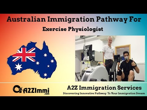 Exercise Physiologist | 2020 | PR / Immigration Requirements For Australia