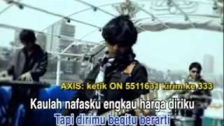Wali Band - Harga Diri (Karaoke )