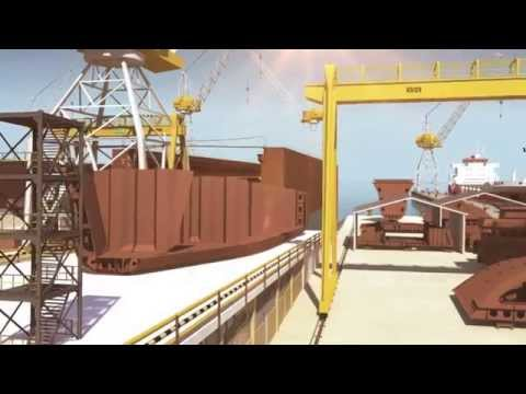 IMMA-DESAN Shipyard - Offshore Vessels