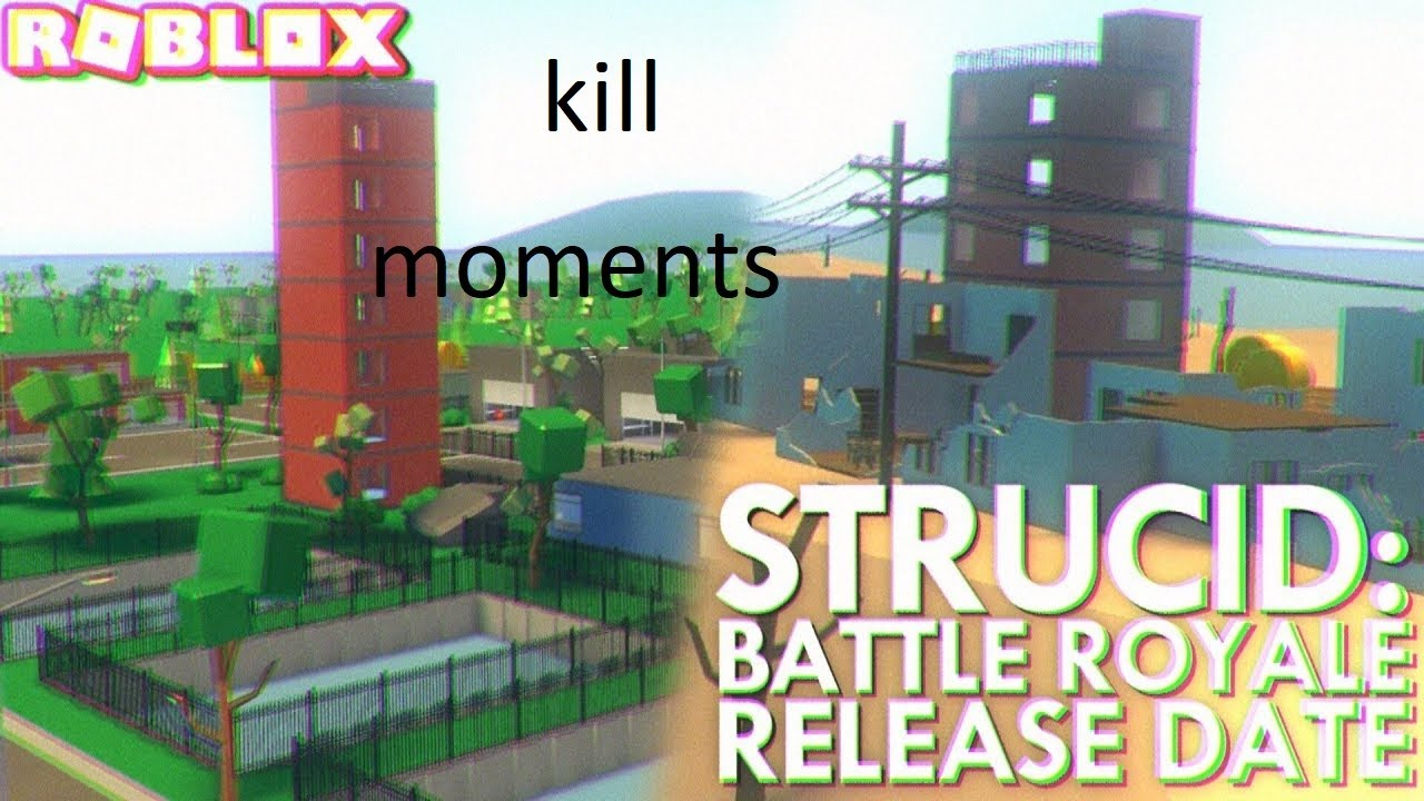 roblox strucid kill moments youtube