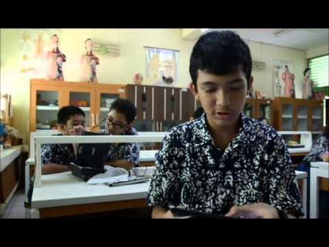 Siswa Dan Siswi SMPN 1 Jakarta