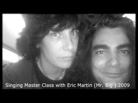 Singing Master Class With Eric Martin (M.r. Big) 2009
