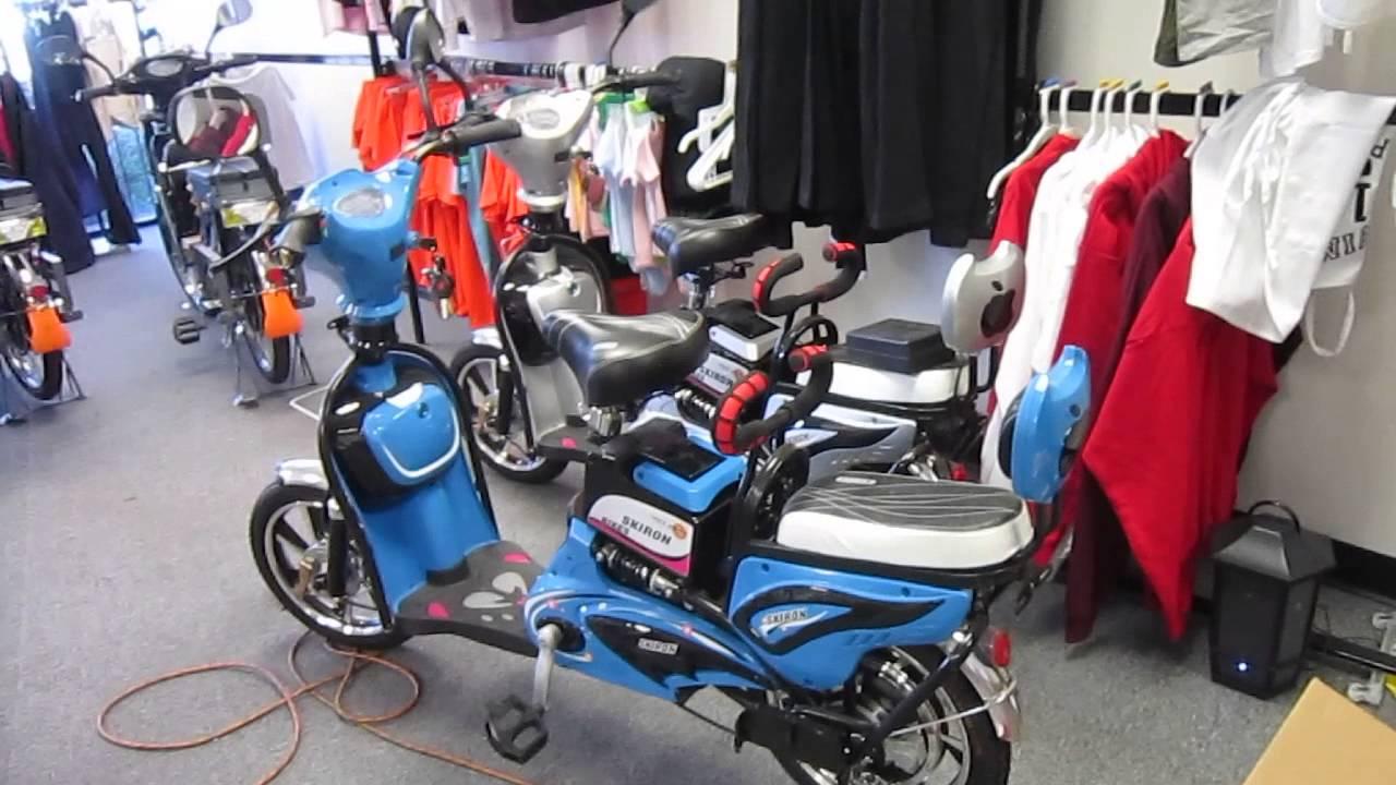 Skiron Bikes A Phoenix E Bike Importer Youtube