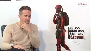 ryan reynolds cried when he saw himself in deadpool costume for first time