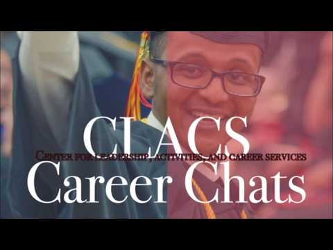 CLACS Career Chats - Grad Fair