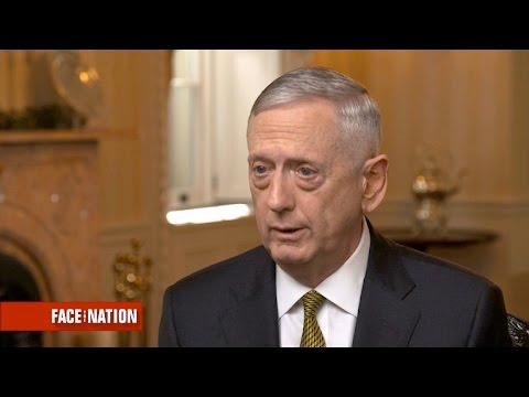 Defense Secreatry James Mattis on the U.S. relationship with NATO
